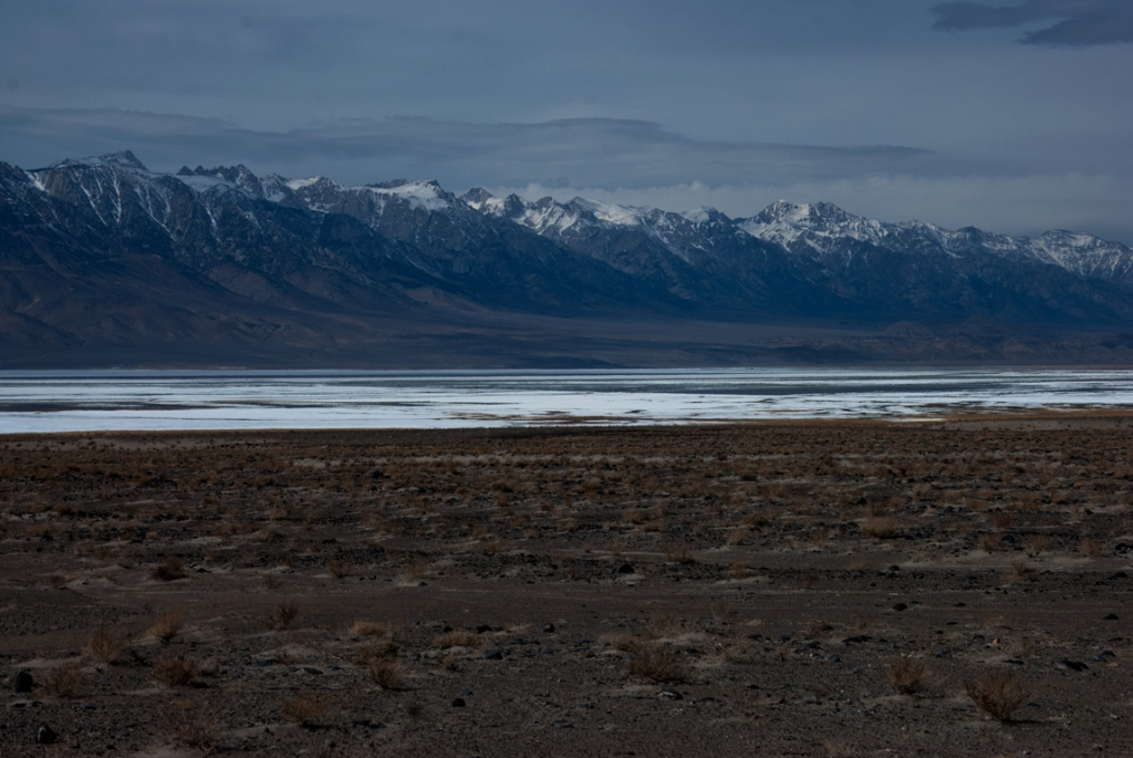 Owens Lake California