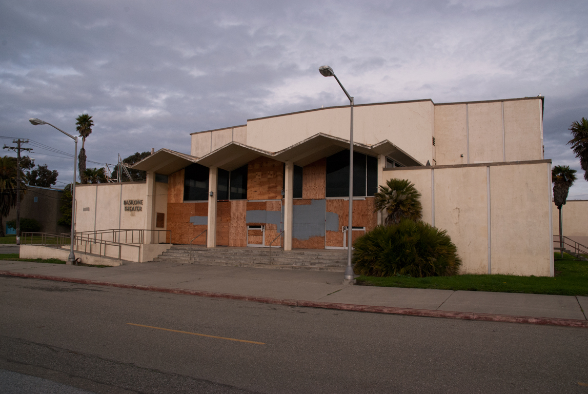 Abandoned Movie Theater For Sale