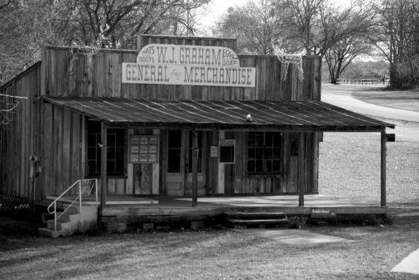 General Store at The Grove in Texas
