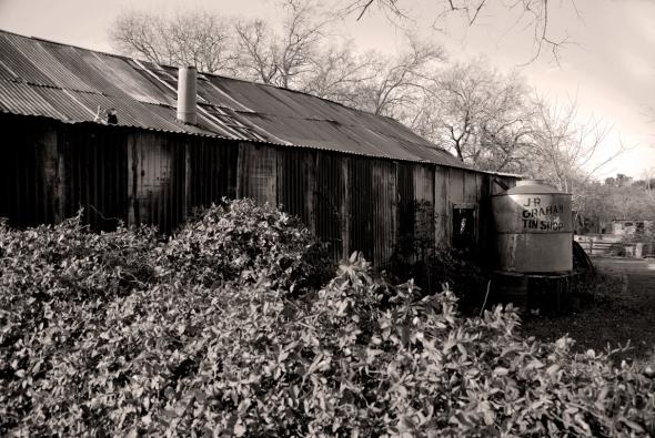 The Blacksmith Shop at The Grove